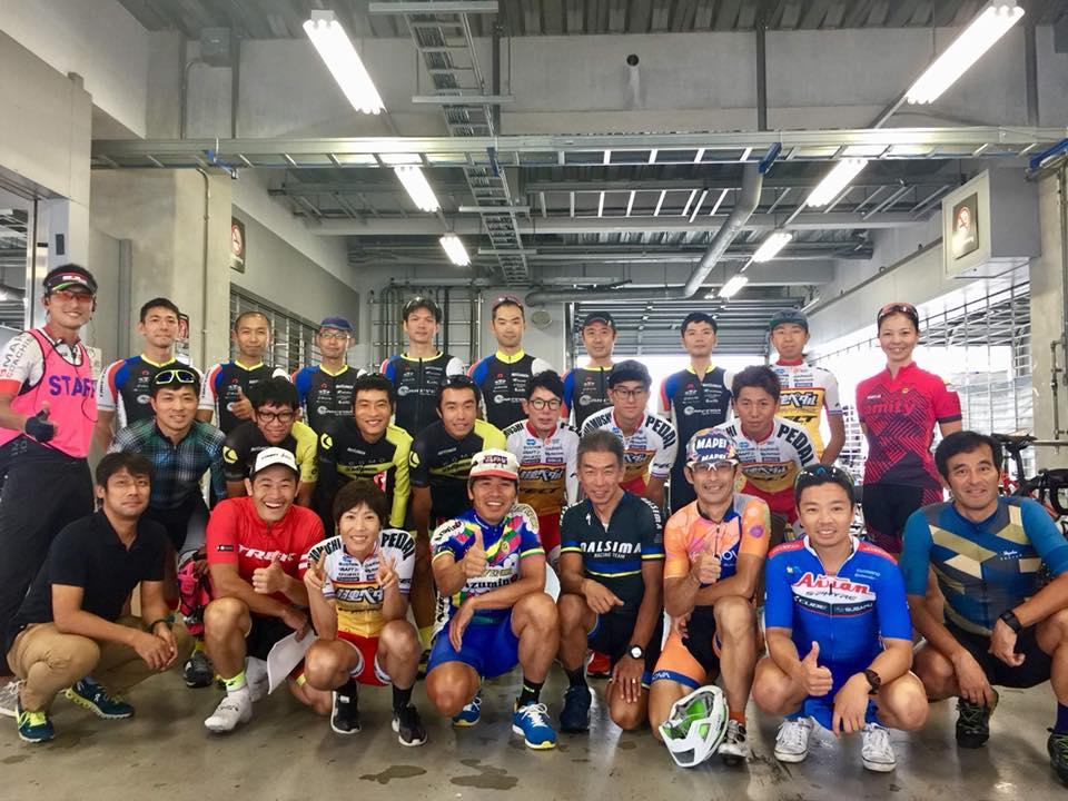 THE EARTH BIKESプレゼンツ「淡路島100チャレンジ」開催
