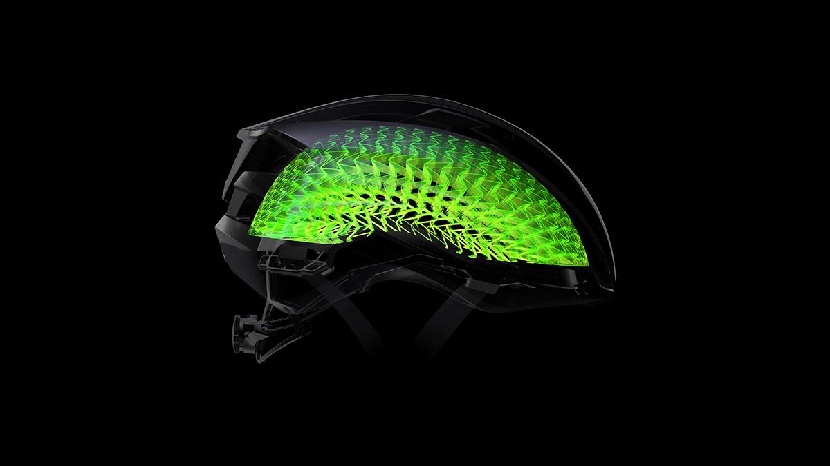 歴史を変えるヘルメットの登場 /  WaveCelヘルメット
