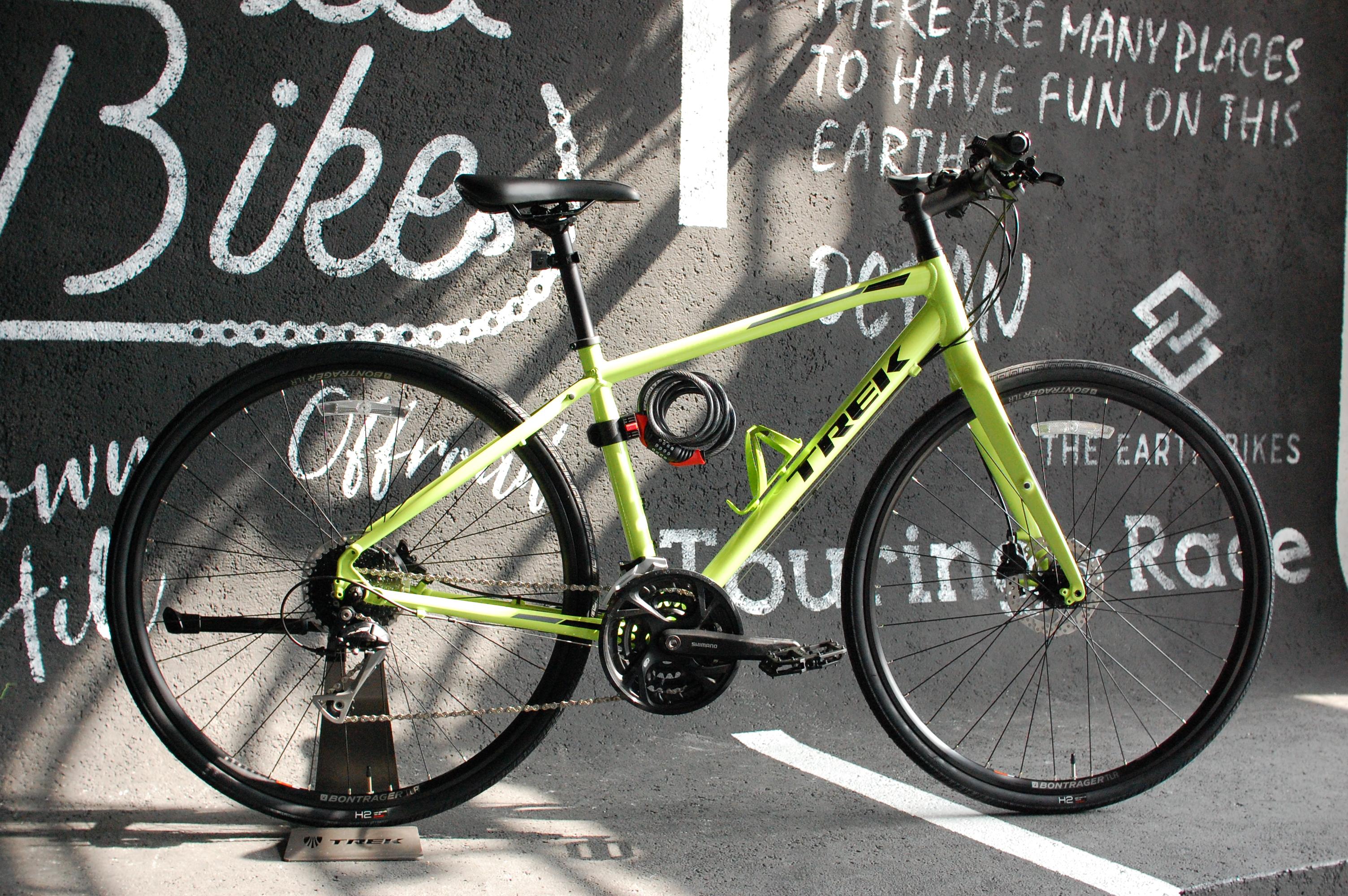 通学用バイクに2台目を購入!今週のピックアップバイク TREK(トレック)FX3DISC(エフエックス3ディスク)をご紹介。