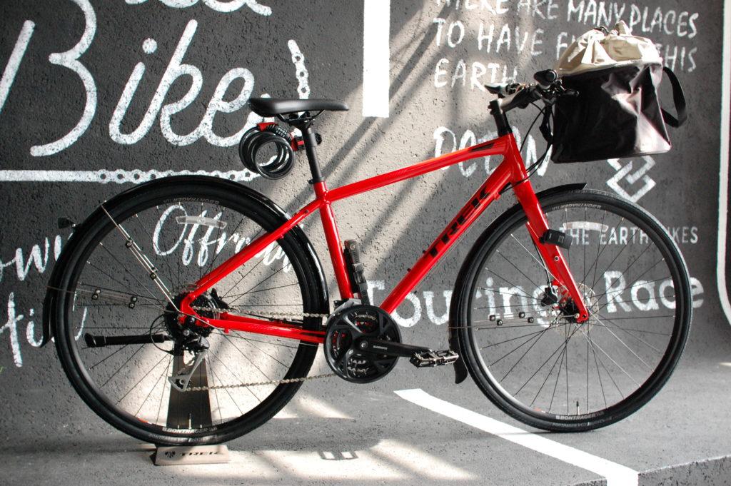 生活の中で活躍できるスポーツ自転車の底力をフル発揮!今週のピックアップバイク【パーフェクトFX3DISC】