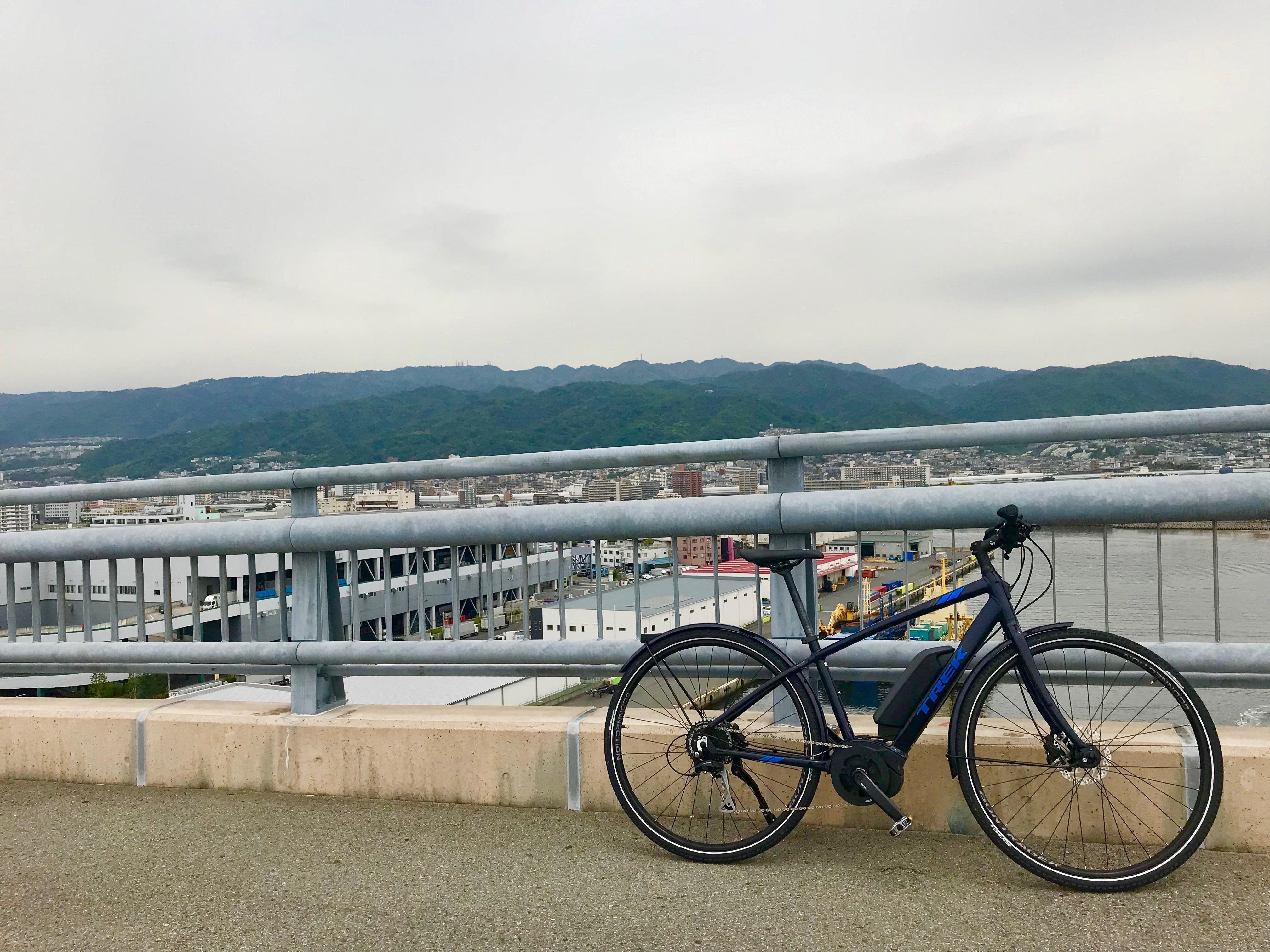 手軽にしまなみ海道を体感?『阪神しまなみ海道ライド』に行ってきました!