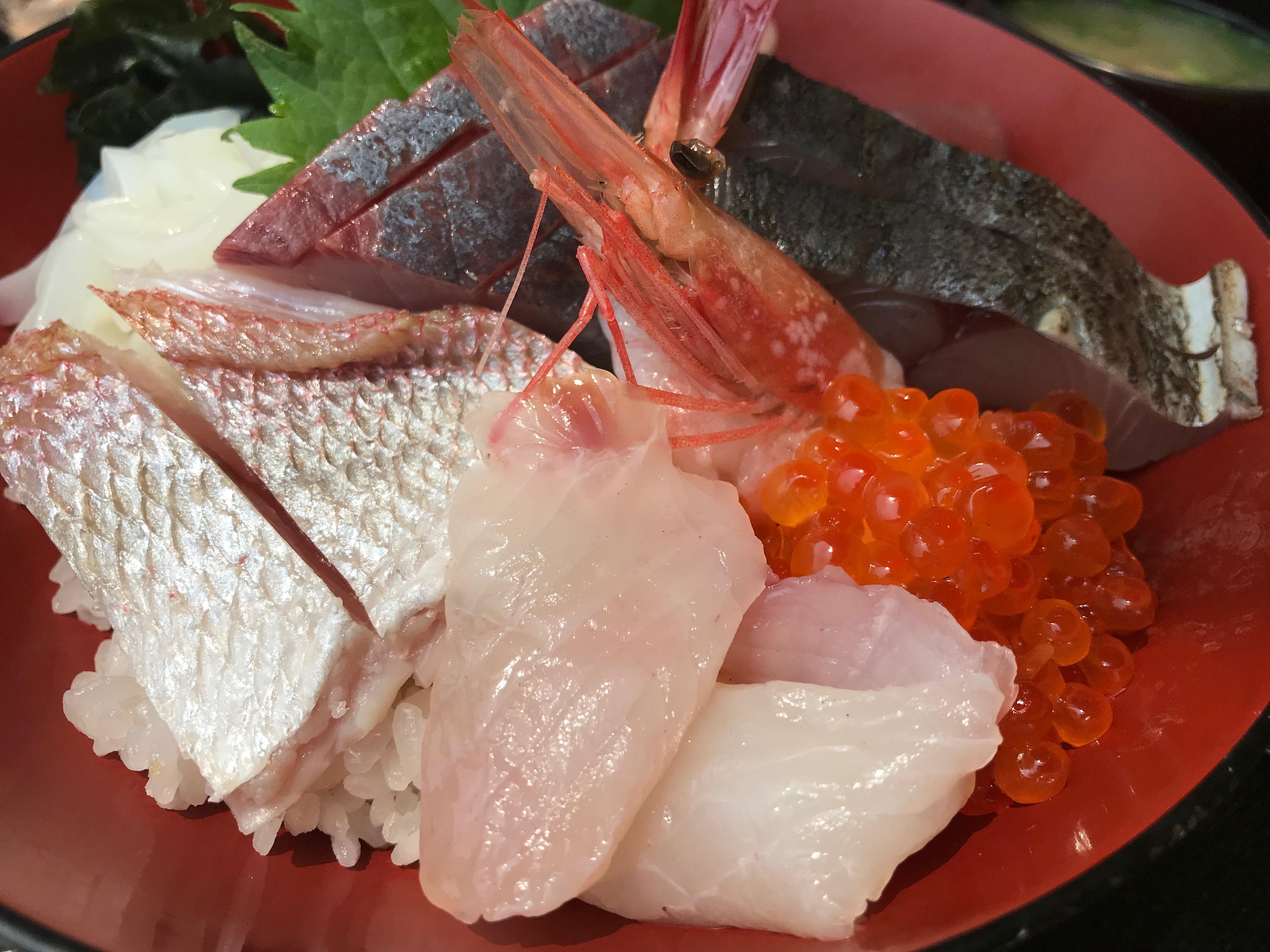 目指せ福井県小浜市!超新鮮海鮮丼グルメライドに行ってきた・・・輪行は計画的に~後編~