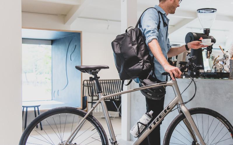 「バス・電車はもう要らない!? 時代は自転車通勤へ。」自転車通勤で1万キロ走ったスタッフが徹底解説!